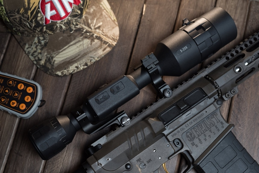 6 Best Night Vision Scopes Under $1000 - Great Features at an Affordable Price!