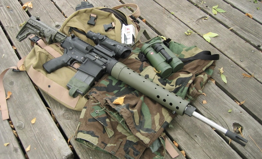 10 Best Scopes for AR 10 - Reduce the Risk of Missing Your Target to the Minimum!