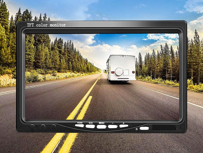 10 Best Backup Cameras with Night Vision – Provide Maximum Safety while Parking!
