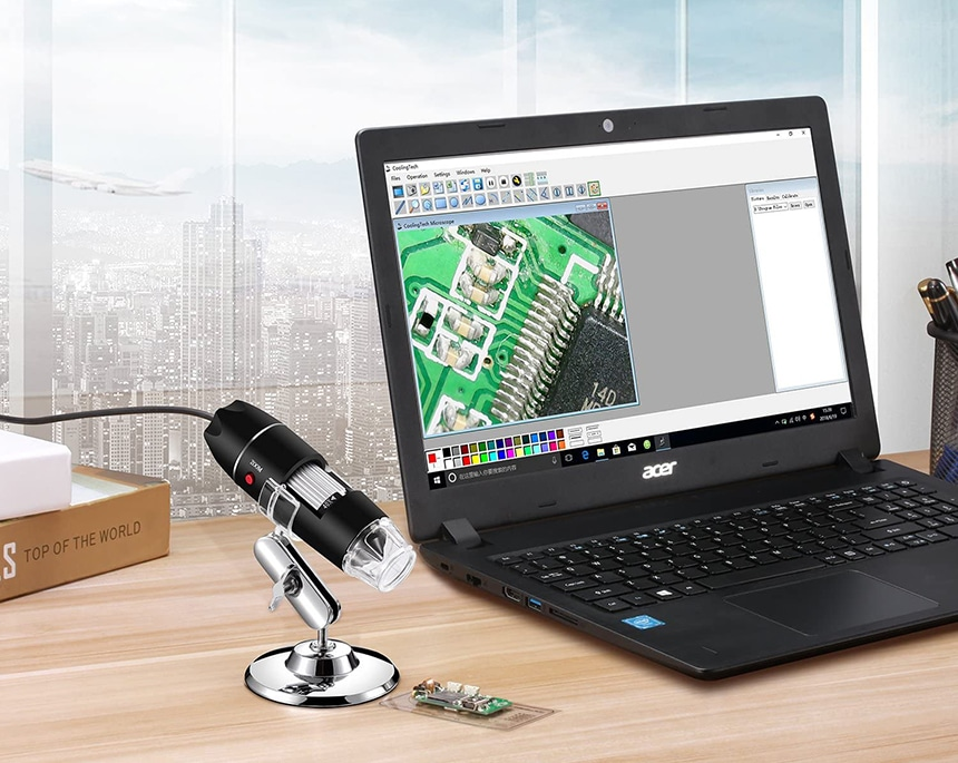 10 Best USB Microscopes – Compact Devices for Multiple Purposes!