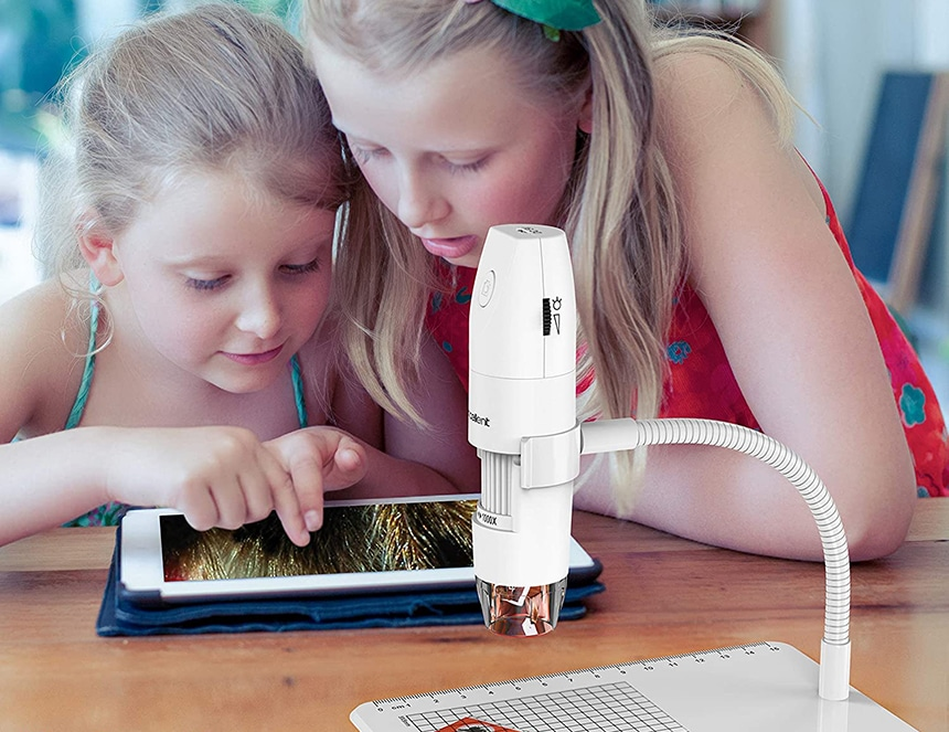 7 Best Microscopes for iPhone - Compact Alternative to Lab Equipment!