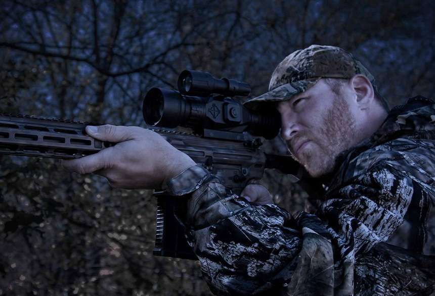 5 Best Night Vision Scopes under $500 – Great Precision in Darkness!