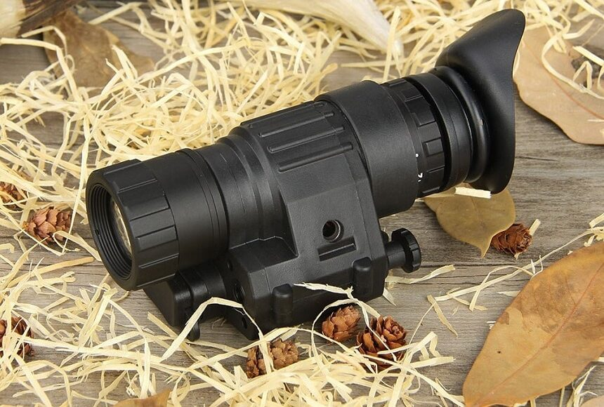 8 Best Night Vision Monoculars for the Most Detailed View the Dark