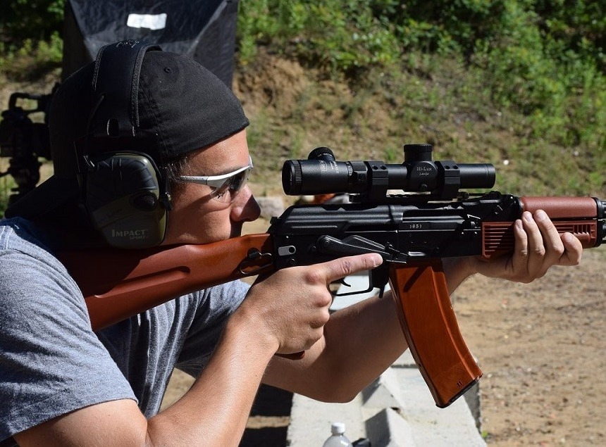 10 Best Scopes for AK-47 – Excellent Optics for Reliable Rifle!
