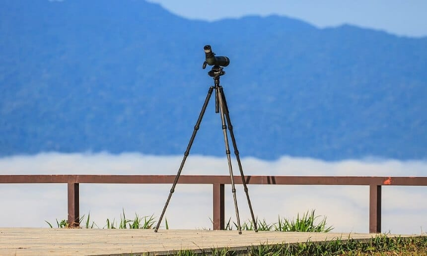 10 Best Spotting Scope Tripods – Add Stability to the Image!