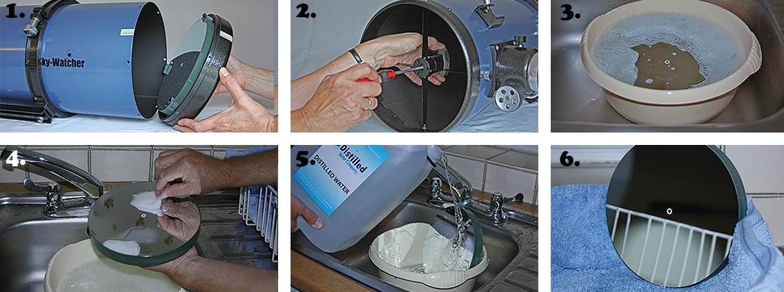 How to Clean a Telescope Mirror: Step-by-Step Guide